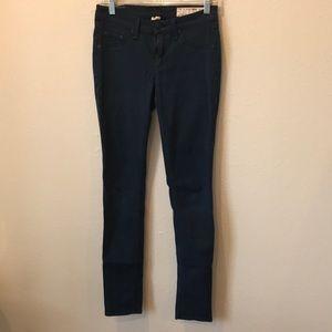 Size 26 Royal Blue Rag & Bone Jeans